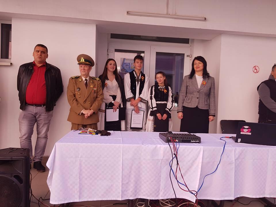 Eveniment al școlii noastre dedicat Zilei Armatei și centenarului Marii Unirii de la 1918 – 25 octombrie 2018