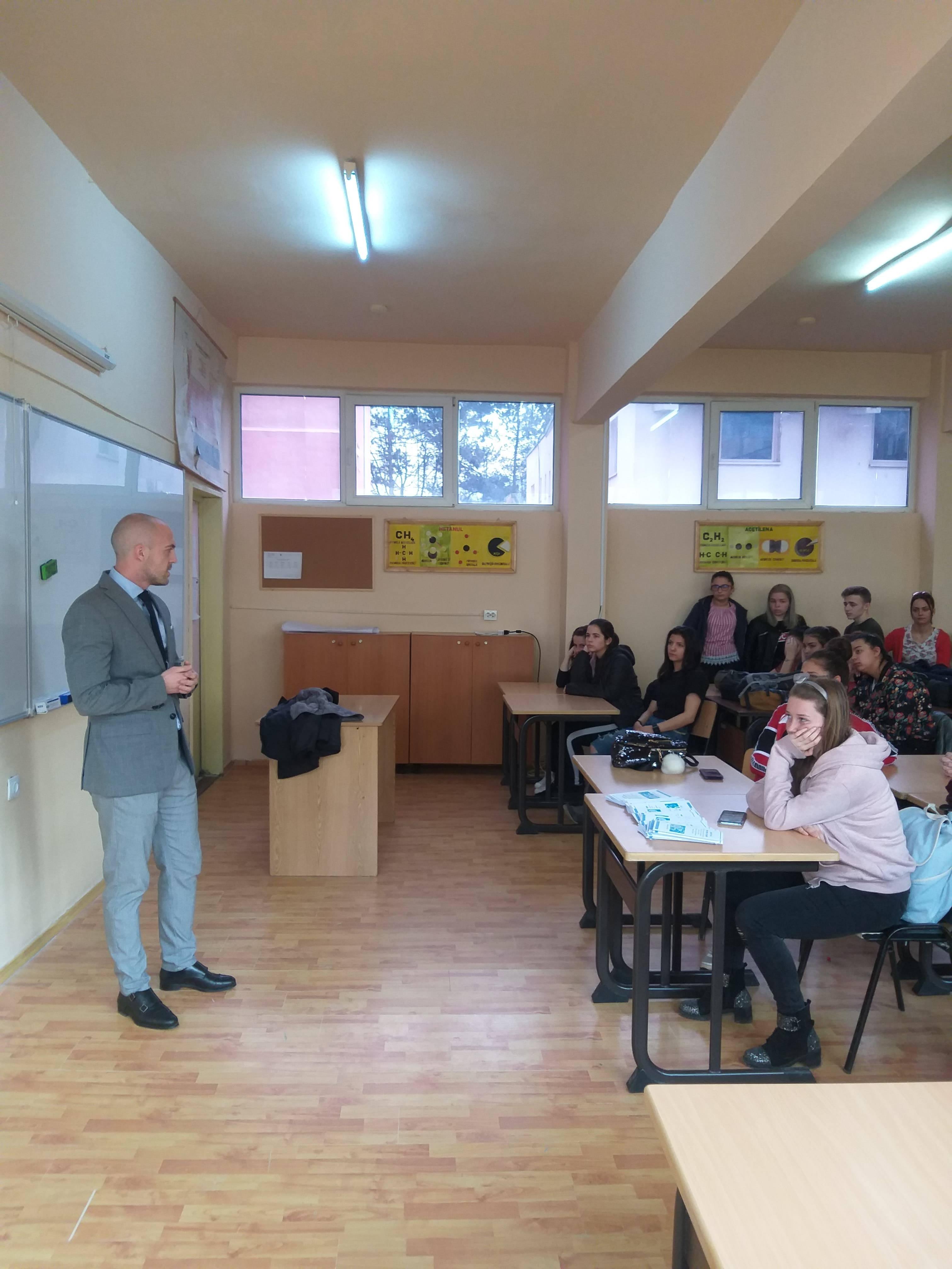 """Proiectul inter-judeţean """"Justiţia pentru tineri"""" – 19 martie 2019"""