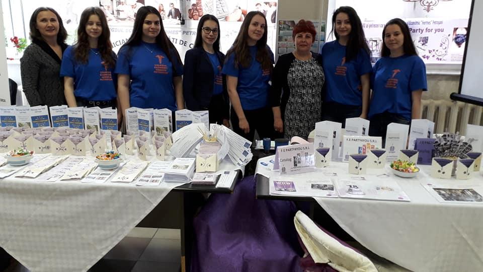 Târgul ofertelor educaționale pentru învățământul profesional, dual și tehnic– FII MESERIAȘ – 16 mai 2019 – organizat la Biblioteca Universității Petroșani